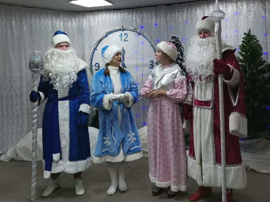 Конкурс Дедов Морозов